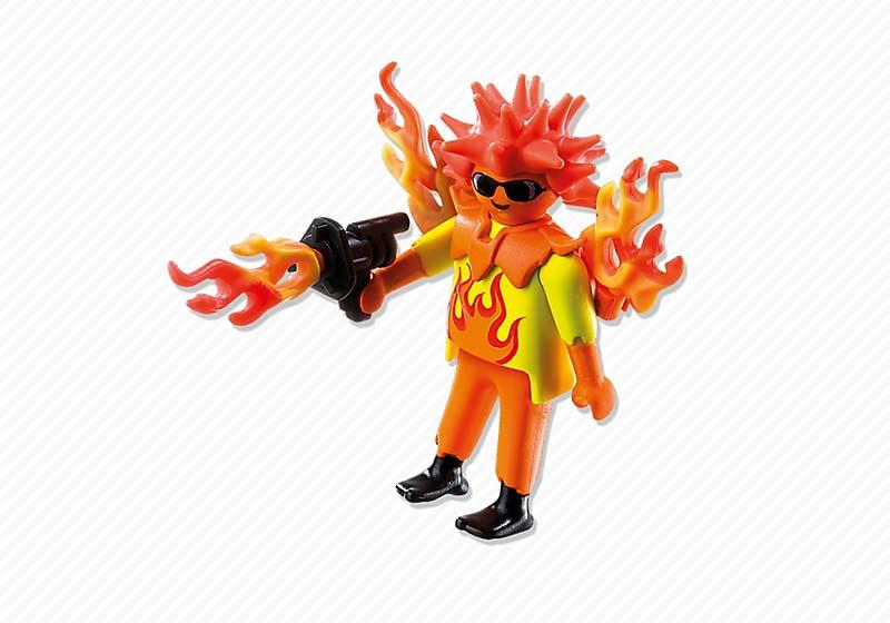 Contenido real de Playmobil® 6819 Hombre Llama