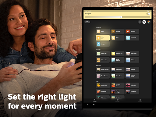 Philips Hue Bluetooth screenshot 10