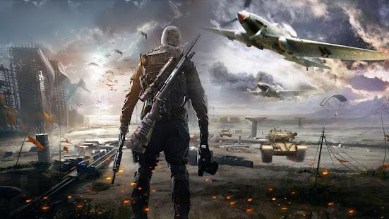 Sniper 3D Assassin Ops мод