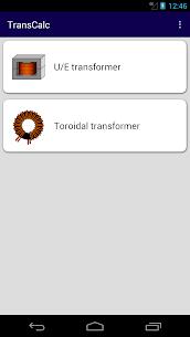 Transformer Calculator App Download 1