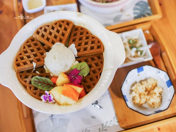 小覓秘麵食所:藍晒圖美食 是鬆餅還是咖哩?還有夢幻玫瑰牛肉翡翠麵(小覓秘麵食所價錢菜單)