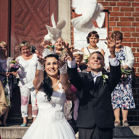 Wedding photographer Aleksandr Shpakovich (szpakowiczstudio). Photo of 28.08.2016