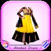 Anarkali Salwar Suit For Women