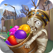 Fruits Hero VS. Zombies