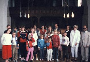 Photo: Kirchenmusik / Nachwuchsförderung mit Kantor Wolfgang Rosenmüller aus Neubrandenburg