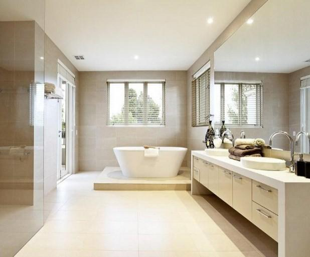 Modern Bathroom Design Ideas Screenshot