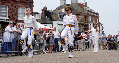 Photo: OUR TURN   FROM SARUM A SMALL SIDE ....  DANCING PAIRS