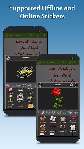 Poster Maker - Fancy Text Art and Photo Art 1.13 screenshots 7