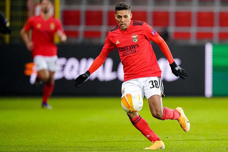 Officiel : Shakhtar Donetsk débourse 18 millions d'euros pour un joueur de Benfica