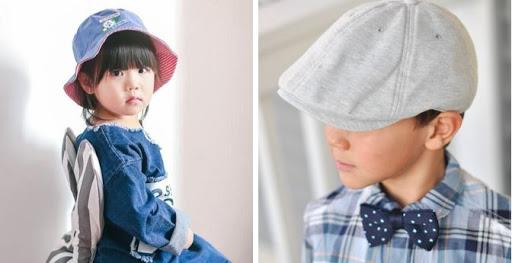 chapeaux enfants chapeau bob et beret