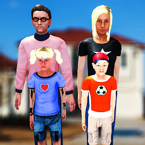 Virtual Mom: Happy Family Fun