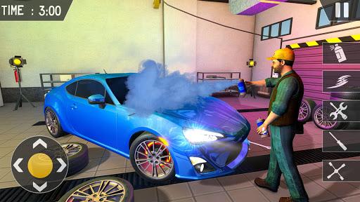 auto repairing car mechanic 19: new car games 2019 screenshot 3