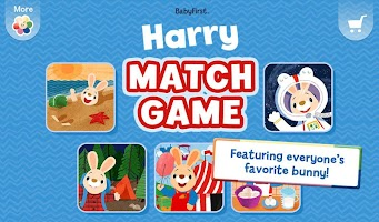 Memory Match Game for Kids