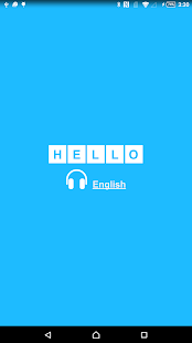 Hello English: Learn English: miniatura de captura de pantalla