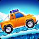 Arctic roads: car racing game (game)