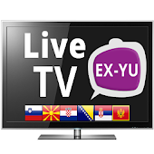 Live TV EX-YU Android APK Download Free By ChilloSoft