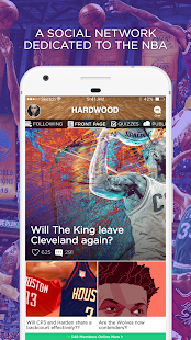 Hardwood Amino for NBA - náhled