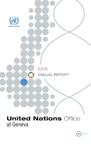 2015 UNOG Annual Report|玩書籍App免費|玩APPs