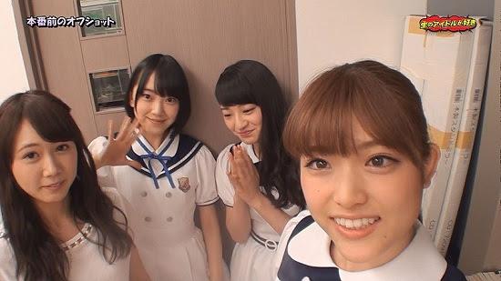 (TV-Variety)(1080i)(乃木坂46) 松村沙友理 中田花奈 – 生のアイドルが好き Nama no Idol ga Suki ep28 150805