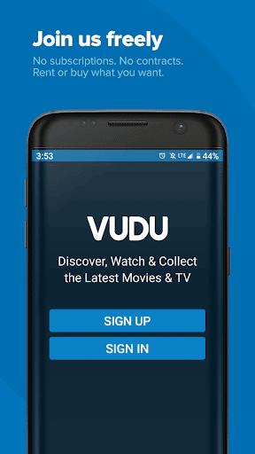 Download Vudu Movies & TV MOD APK 2020 Latest Version