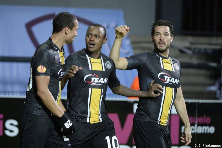 Groupe L: Lokeren rate le coach, le Legia qualifié