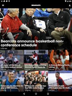 Cincinnati Bearcats- screenshot thumbnail
