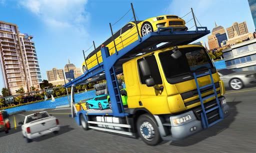 Car Transporter Cargo Truck Driving Game 2018 1.0 screenshots 5