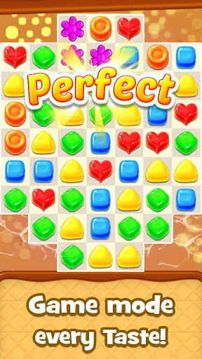 Cookie Smash Free New Match 3 Game | Swap Candy 2.0.1 screenshots 2