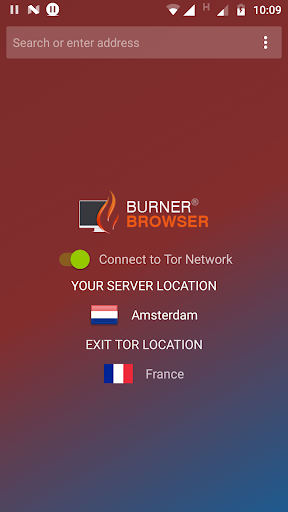 BurnerBrowseru00ae  - Secure, Private Burner Browser 1.1.3 screenshots 7