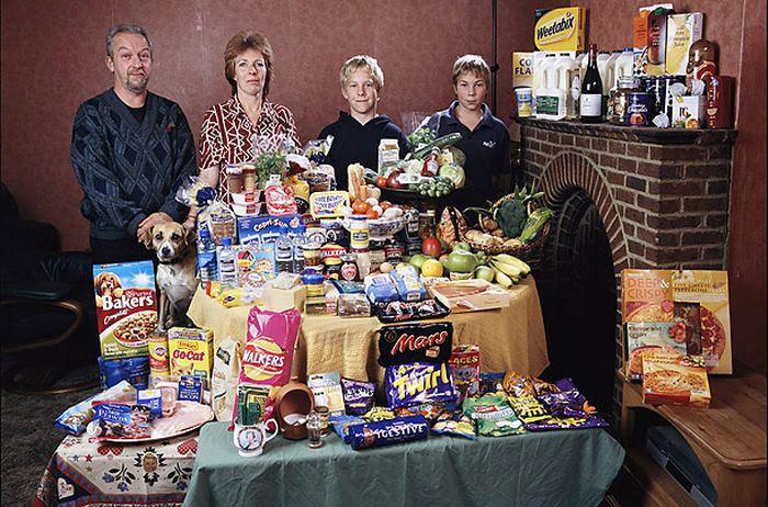 CBf6XfIMjGR UWwe4fnzXuWgUd6Kim8vsMJ8 rntTIg=w700 h462 no - Недельный запас еды для семьи в разных странах мира (фото)