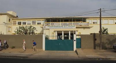 Photo: Sn3S0003-Dakar Pouponnière, entrée principale, sœurs franciscaines missionnaires de Marie IMG_0060