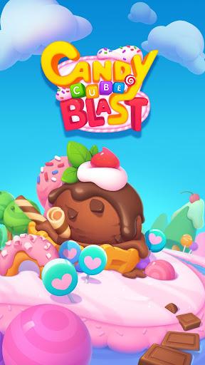 Candy Cube Blast - Free Crush Cookie Legend  screenshots EasyGameCheats.pro 5
