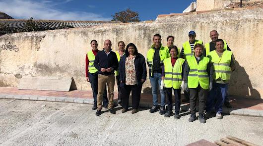 Diputación se reúne con personal del PFEA para explicarles sus derechos