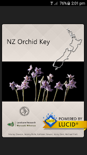 NZ Orchid Key- screenshot thumbnail