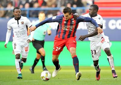Ligue 1 : Nouveau but pour Santini, Lyon craque