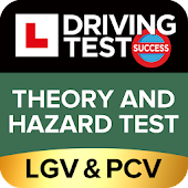 LGV & PCV Theory Test & Hazard Perception Kit 2019