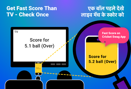 Cricket Live Line, Chat& Live Scores- Cricket Swag 1.1.9 app download 1