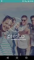 Screenshot of Presto - Bobsled