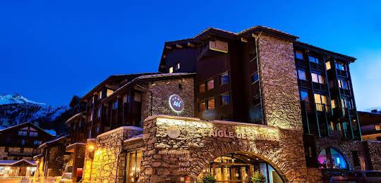 Hôtel l'Aigle des Neiges