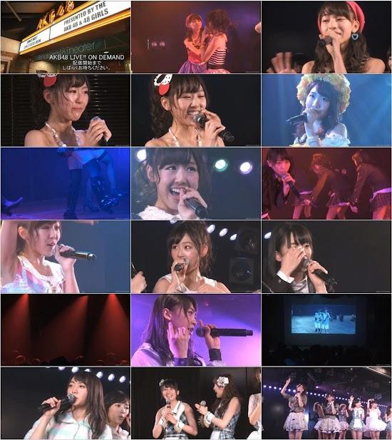 "(LIVE)(公演) AKB48 チームB ""ただいま 恋愛中"" 内山奈月卒業公演 160131"