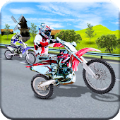 Highway Trail Bike Stunt Racer