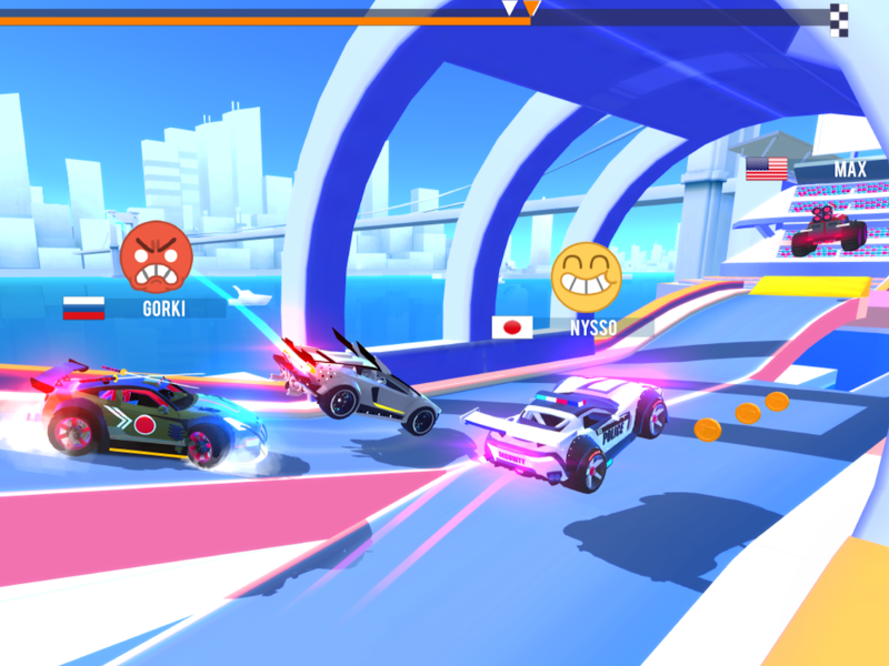 SUP Multiplayer Racing Screenshot 13