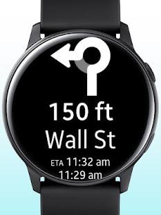 Navigation Pro: Google Maps Navi on Samsung Watch - Apps on Google Play