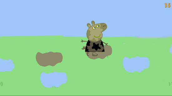 MuddyPuddles-I & George like JumpingInMuddyPuddles - náhled