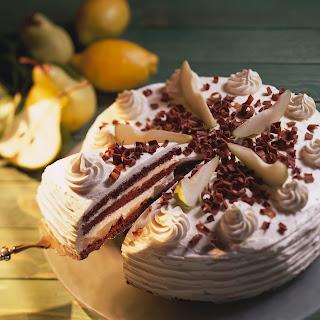Williams-Birnen-Torte