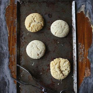 Swedish Dream Cookies (Drömkakor).