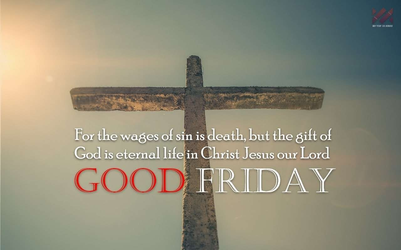 good friday 2018 message #6