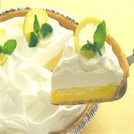 CREAMY LEMONADE PIE Recipe
