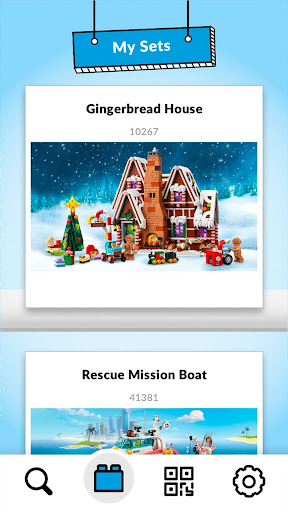 LEGO® Building Instructions screenshot 3