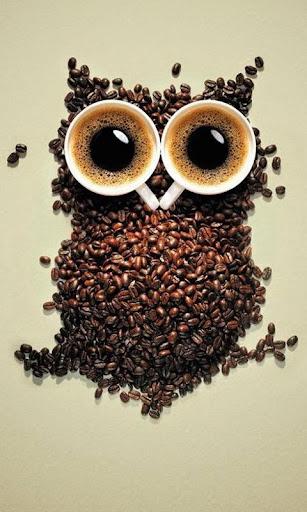 コーヒー豆壁紙